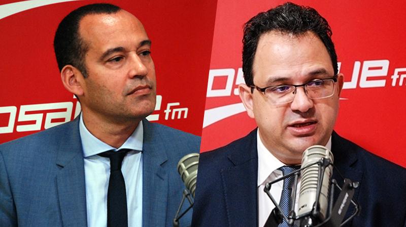 ياسين إبراهيم وزياد العذاري في ميدي شو اليوم