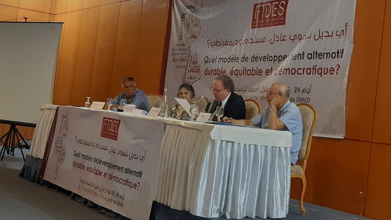 البدوي:التمسك بالمنوال الحالي للتنمية يعني وداعا للمكاسب الدستورية