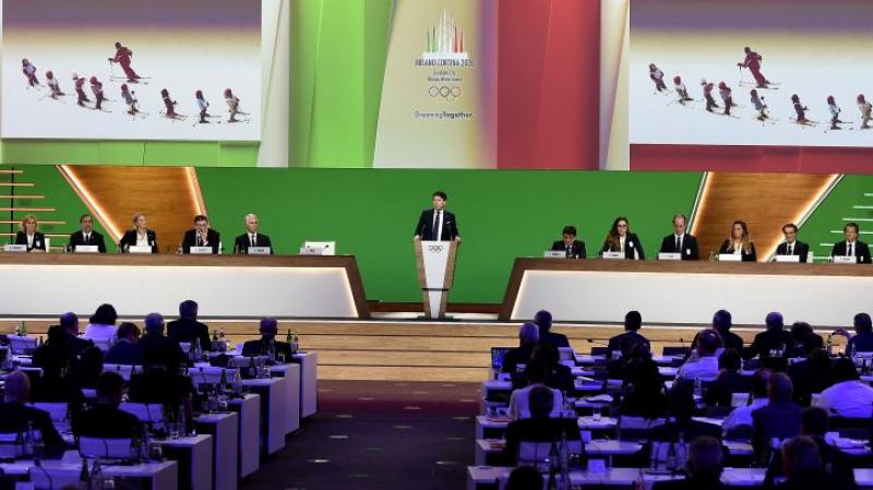 إيطاليا تفوز بحق استضافة أولمبياد 2026
