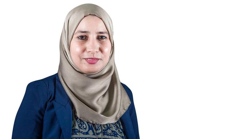 المرسني:''زوجي طرد من عمله بسبب موقفي من حقل برج الخضراء''