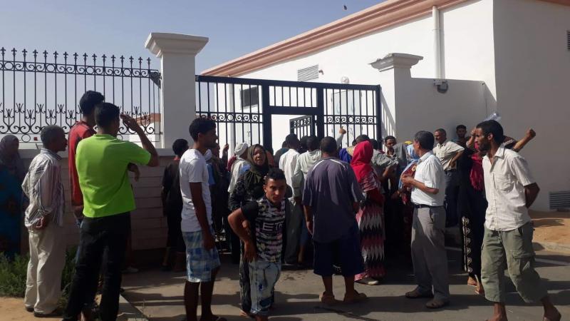 سيدي بوزيد: 'الزعافرية' يطالبون بالكهرباء والماء