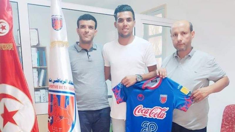 العمراني يجدد عقده مع اتحاد تطاوين