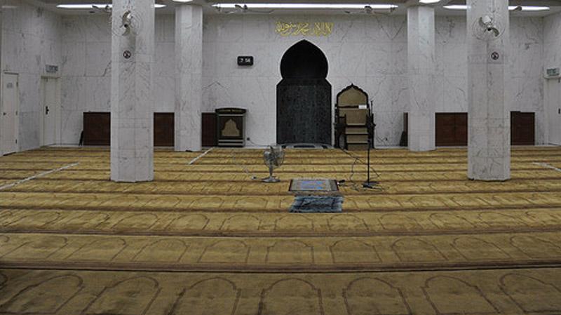 بعد أداء صلاة الصبح: الإعتداء بالعنف على إطار مسجدي في نعسان