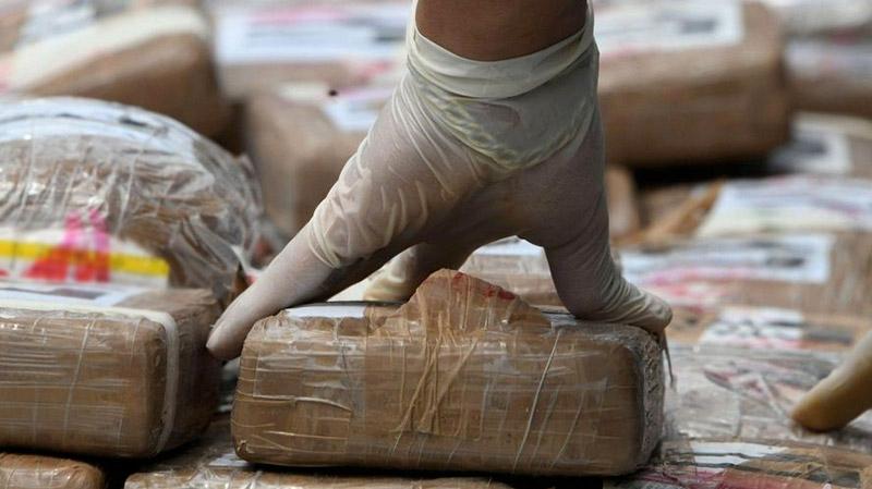 الديوانة تحجز 4 كيلوغرام كوكايين في ميناء حلق الوادي