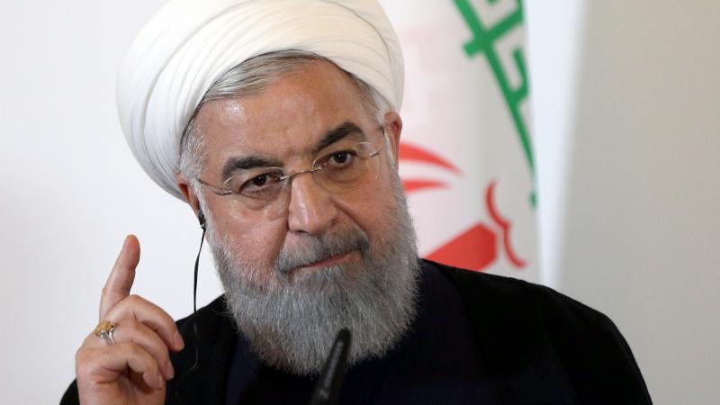 روحاني: أمريكا تسلك طريقا خاطئا