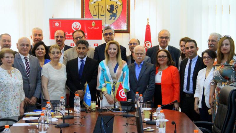 دعم التّعاون بين تونس ومنظّمة الصحّة العالميّة