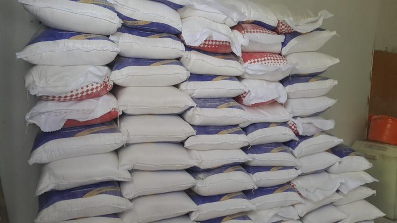 حجز أطنان من المواد المدعمة في القصرين