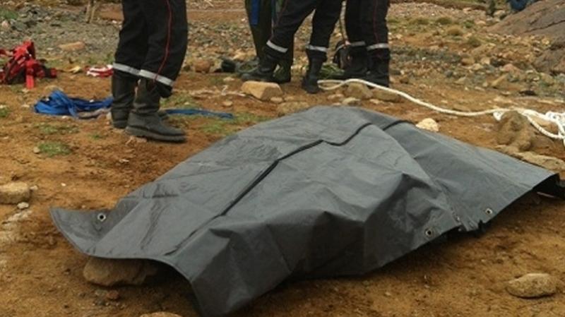 الكاف: إنتشال جثتين من وادي تاسة