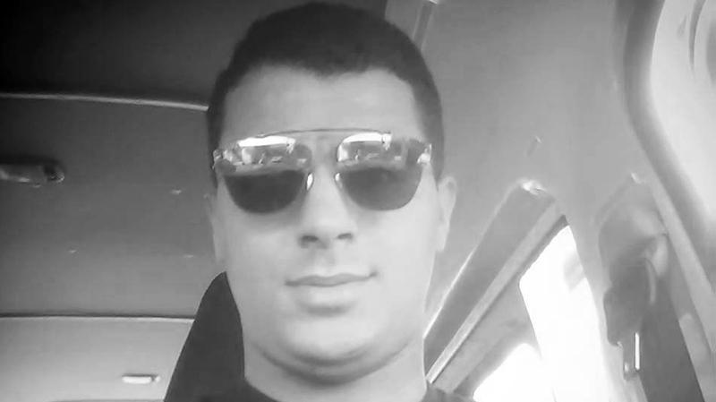 تفجير شارل ديغول:هوية عون الأمن الشهيد