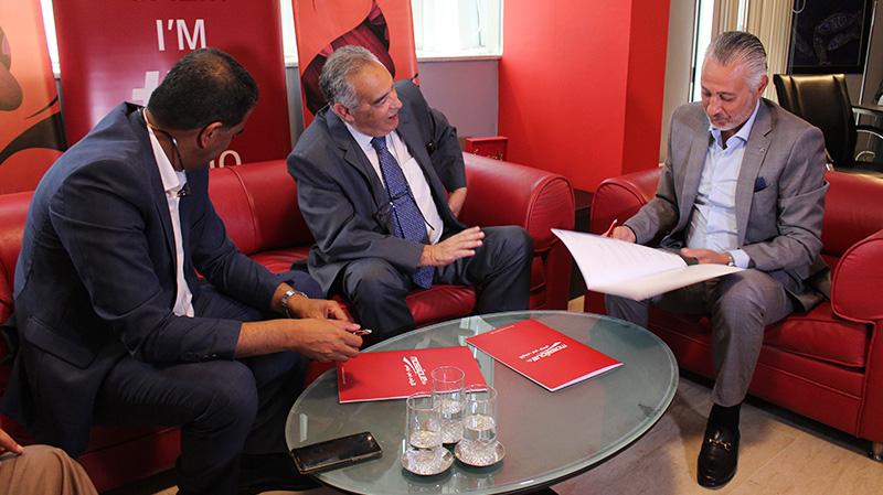 اتّفاقية شراكة بين مهرجان قرطاج الدولي وإذاعة موزاييك