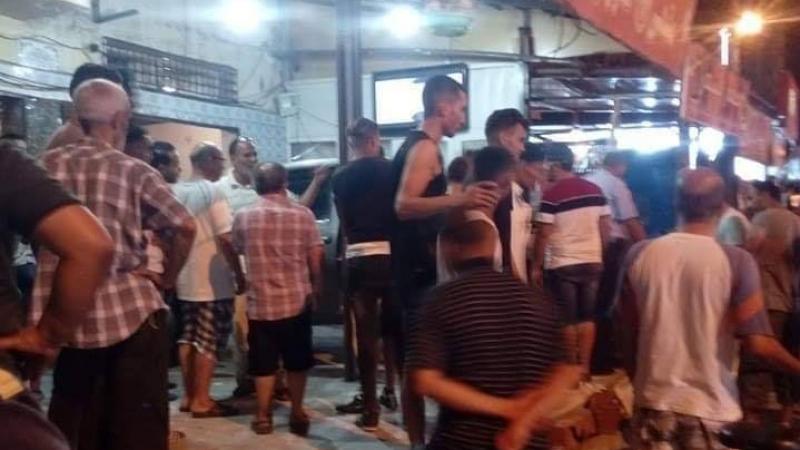 شاحنة تدهس روّاد مقهى شعبي وسط القيروان