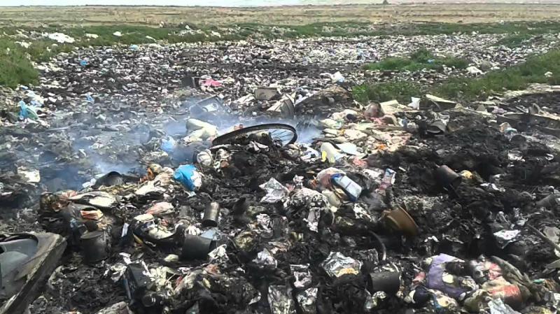 صفاقس: قرار قضائي بغلق مصب فضلات في عقارب