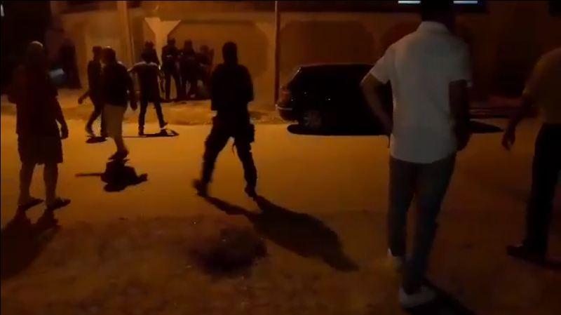 للاشتباه في وجود إرهابيين: تطويق وإقتحام منزلين في القصرين