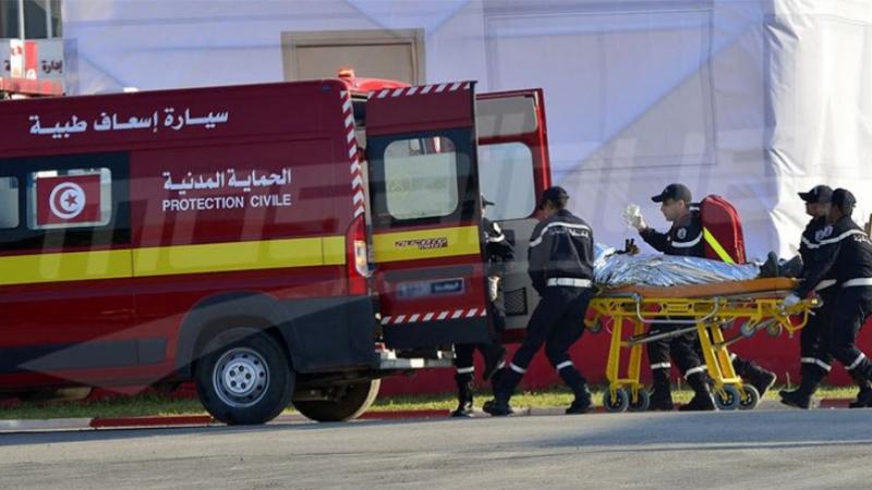 القيروان: إرتفاع حصيلة ضحايا حادث حاجب العيون