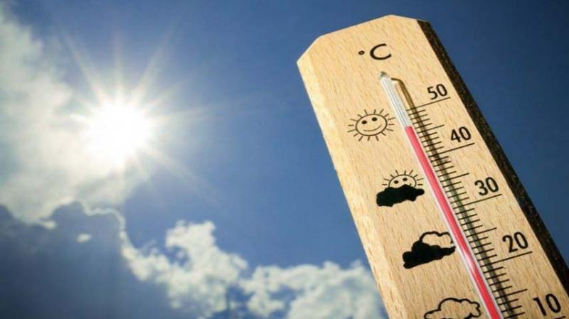الحرارة في ارتفاع السبت