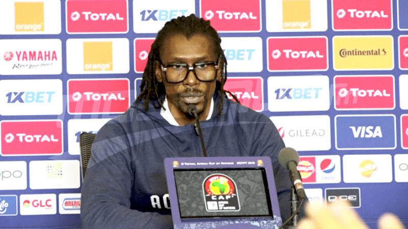 مدرب السنغال