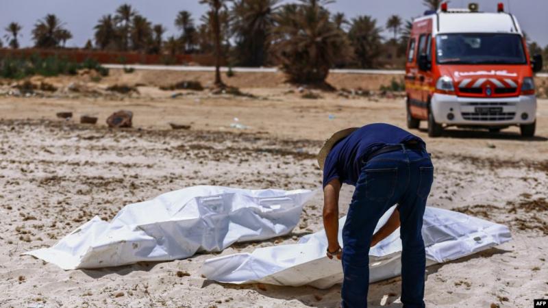 بلديتان ترفضان دفن جثث مهاجرين