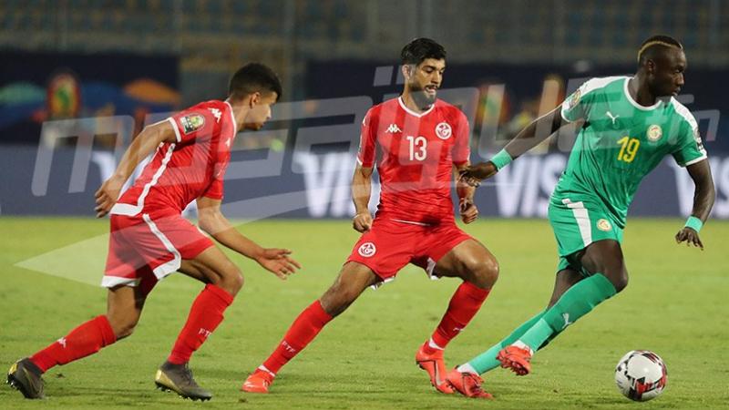 مباراة تونس السنغال في أرقام