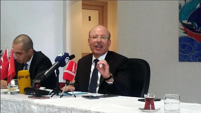 سفير تركيا بتونس