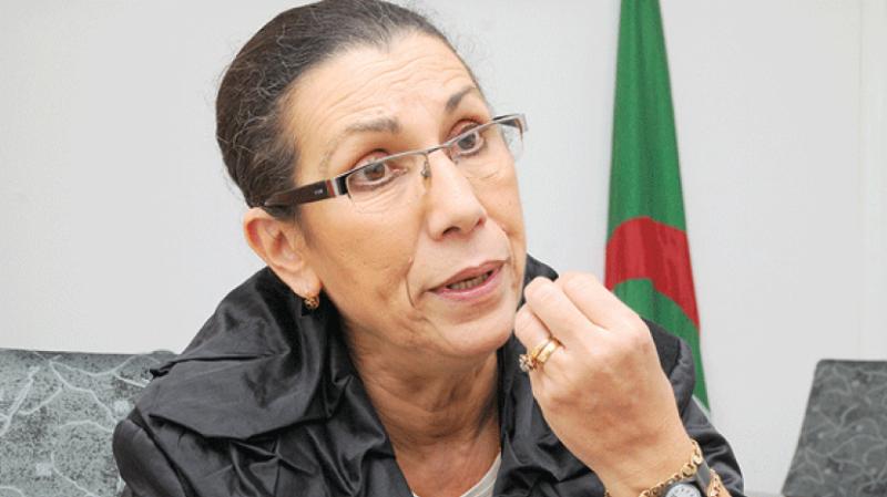 الجزائر:المحكمة العسكرية ترفض الإفراج عن لوزة حنون