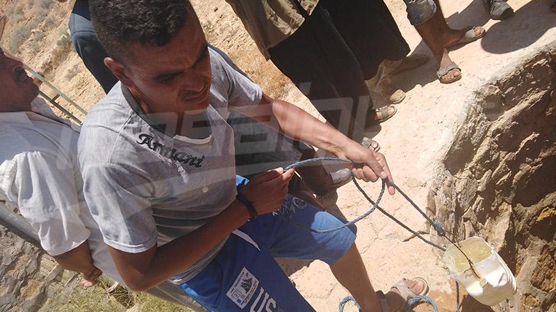أرياف تطاوين: حناجر جفت وأقدام حفيت طلبا للماء