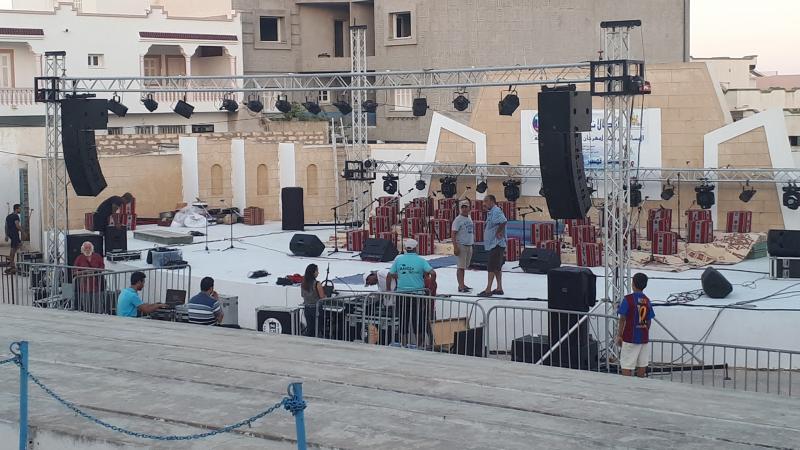 مهرجان سلقطة: تأجيل عرض الزيارة إلى أجل غير مسمى بسبب ''الكهرباء''