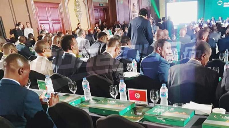 تونس الغائب الوحيد عن كونغرس الكاف