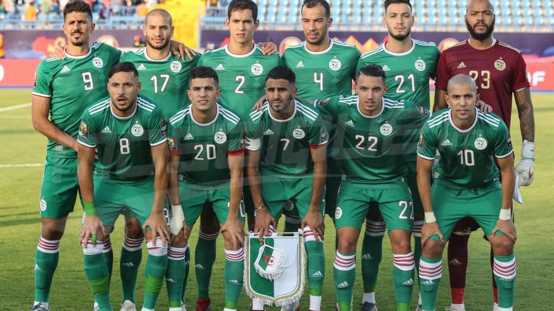 الرئيس الجزائري المؤقت يتحوّل إلى القاهرة لمساندة الخضر