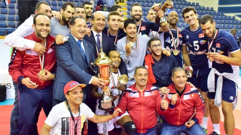 كان الكرة الطائرة: تونس.. من أجل الدفاع عن لقبها