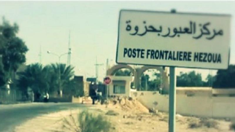 إقتحام مركز حزوة الحدودي: إحالة الملف على قطب الإرهاب