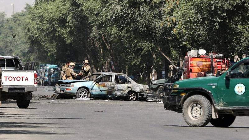 قتلى وجرحى في انفجار قرب جامعة كابول