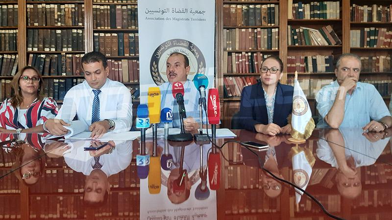 جمعية القضاة تهدد بالتصعيد