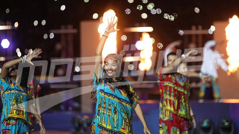 البساطة تطبع حفل اختتام أمم إفريقيا