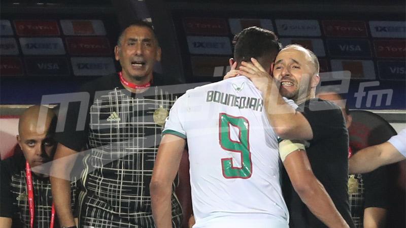 هدف بونجاح الأسرع في تاريخ المباريات النهائية