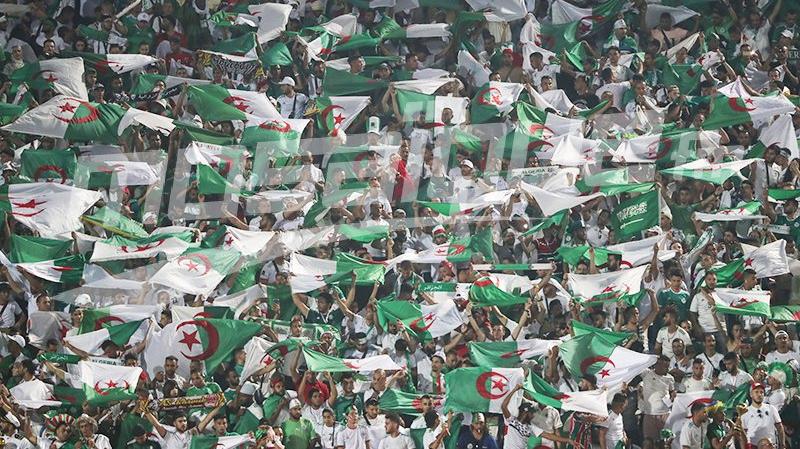النشيد الوطني الجزائري على مسرح قرطاج