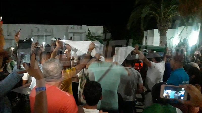 فرحة جزائرية بالكأس الإفريقية