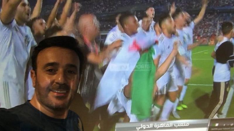صابر يُغرّد للجزائر: 'الفرحة فرحتنا..'