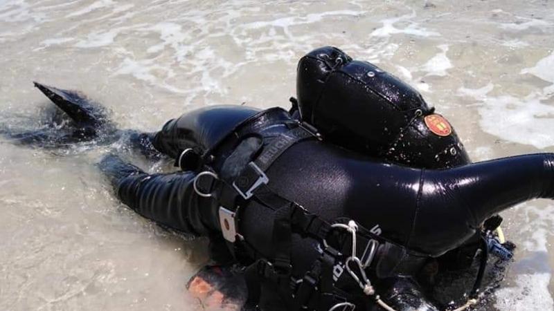 منزل حر: البحر يلفظ جثة متآكلة لغواص