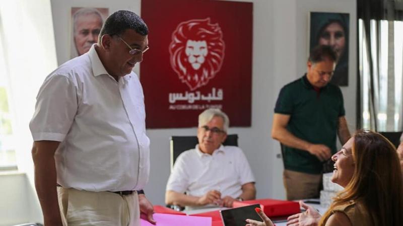 قلب تونس يودع 10 قائمات و يرشح عياض اللومي و فؤاد ثامر