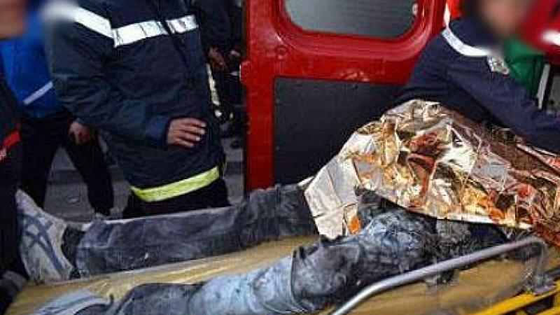 سيدي بوزيد: شاب يضرم النار في جسده