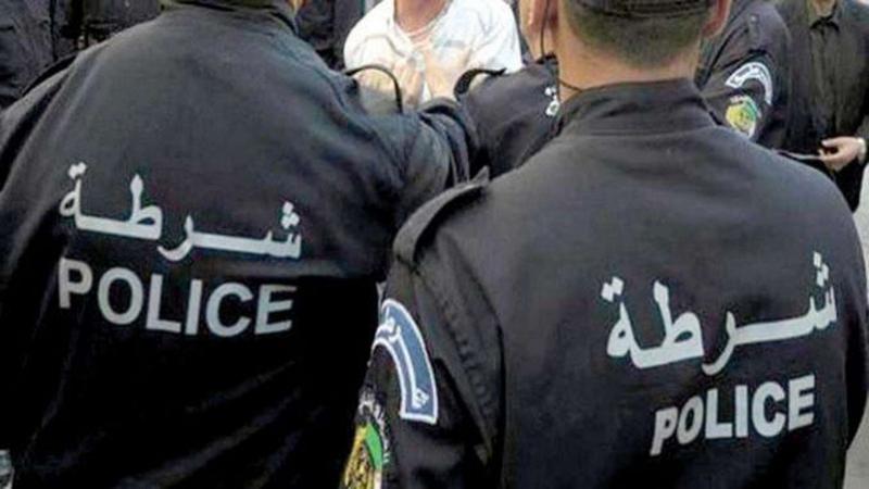 الأمن الجزائري يفكك شبكة لدعم الإرهاب ويعتقل 45 عنصرا