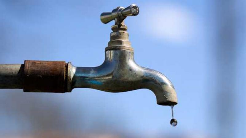 اضطراب في توزيع المياه  بذهيبة
