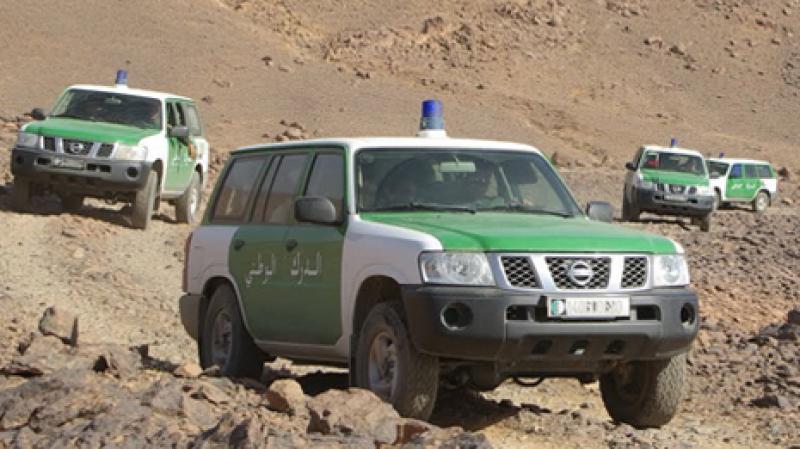 إنهاء مهام قائد الدرك الجزائري