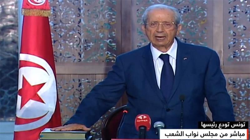 رسمي: محمد الناصر الرئيس السادس للجمهورية التونسية
