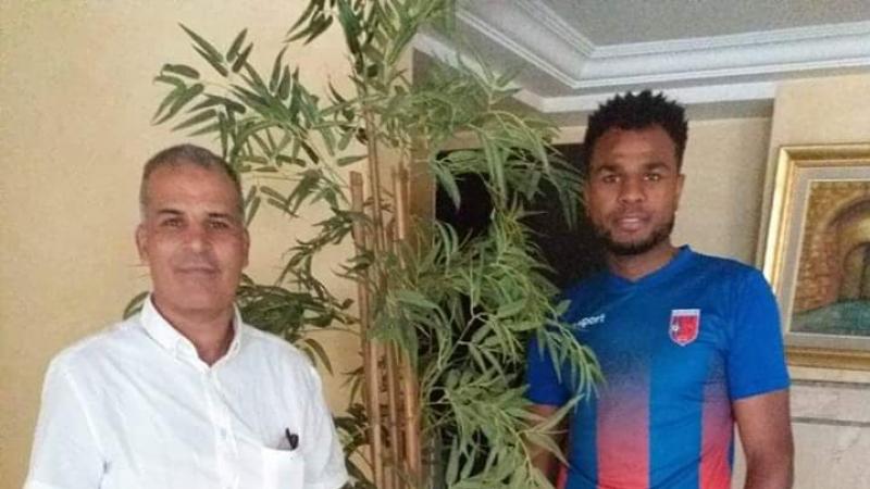 الليبي منصور رزق ينضم لاتحاد تطاوين