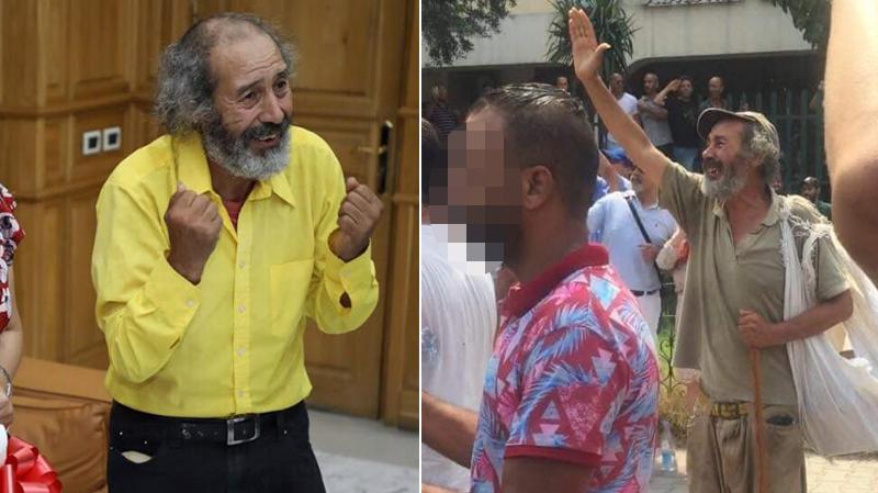 وزير الثقافة يلتقي الفنان التشكيلي عبد الحميد عمار
