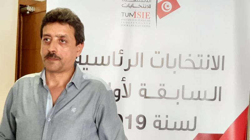 نزار الشوك:''ترشحي للرئاسية غير جدي''
