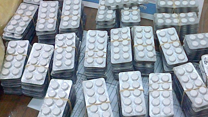 حلق الوادي: حجز 2300 قرص مخدّر وايقاف 3 أشخاص من بينهم طبيب
