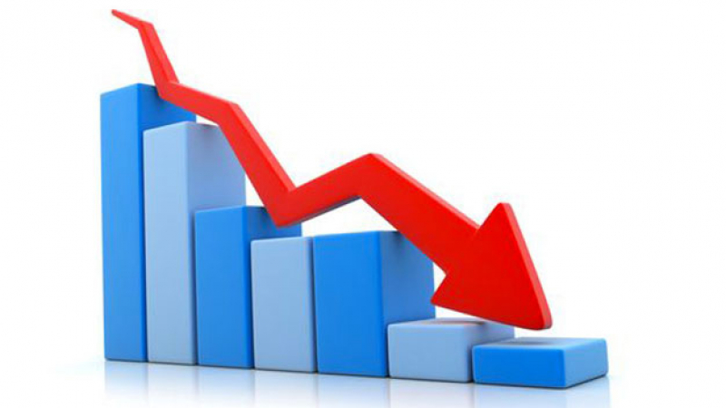 البنك المركزي: تراجع النمو الإقتصادي في 2019