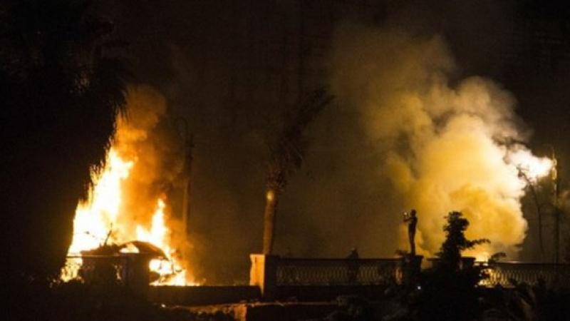 عشرات القتلى والجرحى في انفجار بالقاهرة